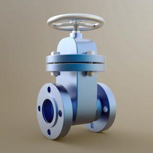 دانلود رایگان پروژه مدل سه بعدی شیر صنعتی سالیدورکز