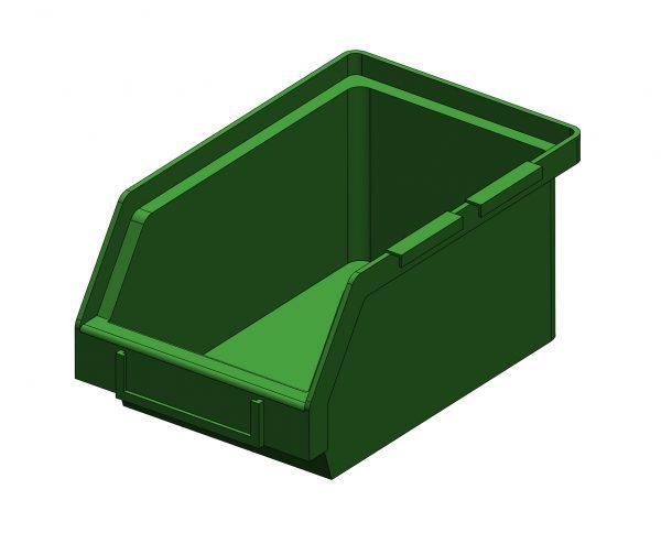 دانلود مدل سه بعدی آماده کشو ابزار (پالت ابزاری ) برای سالیدورک - سالیدورکز