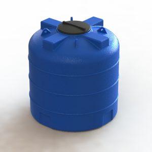 پروژه آماده تانک آب با فرمت IGES