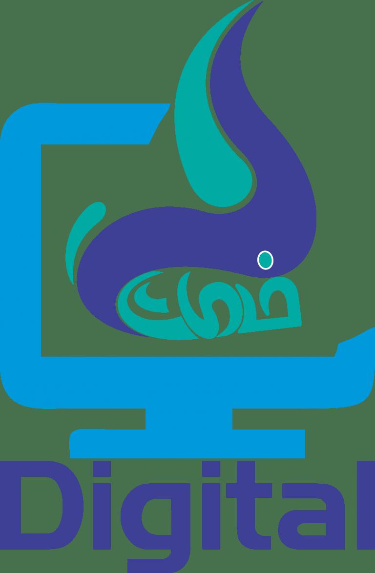لوگو خدمات گستر دیجیتال
