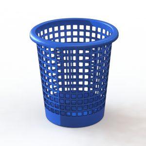 مدل سطل زباله با فرمت